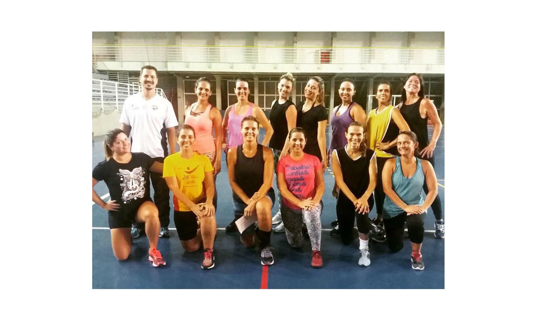 Equipe de handebol feminino retoma os treinos para a ONJT 2018
