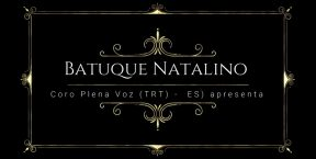 """Coral Plena Voz apresenta """"Batuque Natalino"""""""