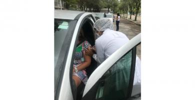 Imunização contra a gripe sazonal começa na Ajustes